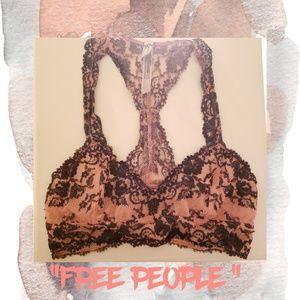 """FREE PEOPLE "" Razorback Bralette"